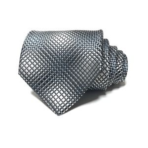 Charvet Geometrical Jacquard Silk Tie